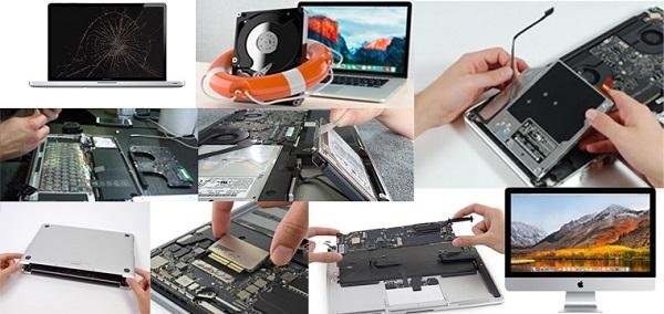 نمایندگی تعمیرات لپ تاپ اپل