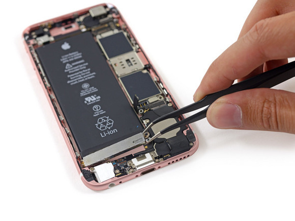 تعمیرات هارد موبایل اپل